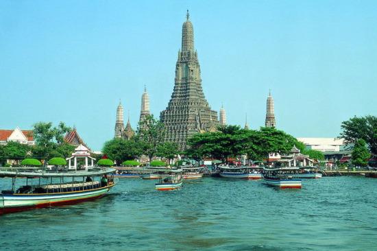 Зимние каникулы. Проведите их в Тайланде