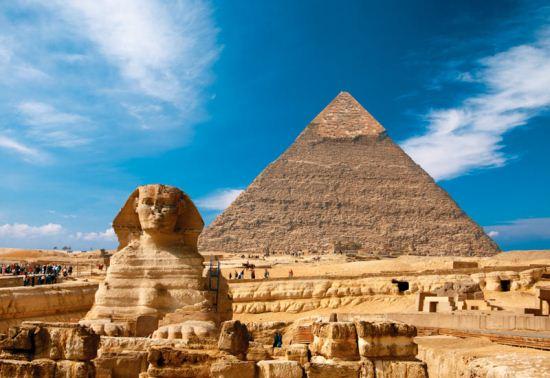 Провинциальный Египет - кладезь интересных туристических направлений