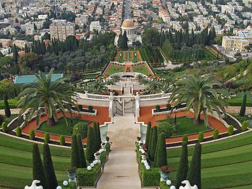 Интересные для посещения места Израиля