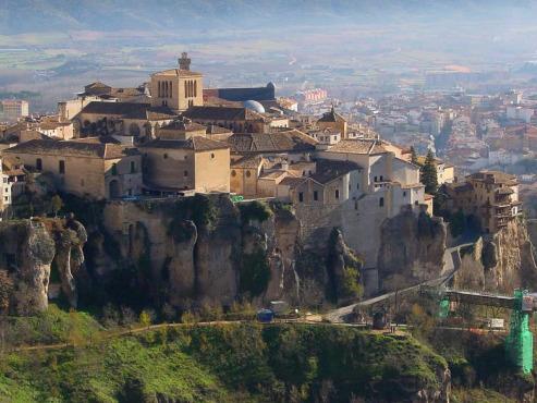 Куэнка. Город и провинция в Испании