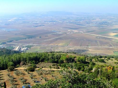 Назарет: самая плодородная земля Израиля
