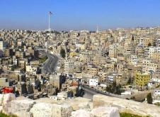 Амман — город короля пустыни.