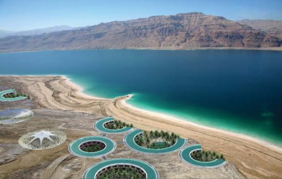 Отдых в Израиле. Мертвое море.