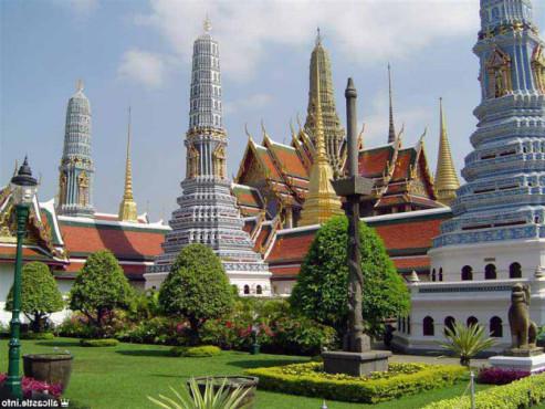 Дворцы Таиланда