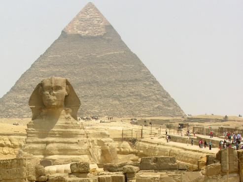 Египет – неразгаданный сфинкс.