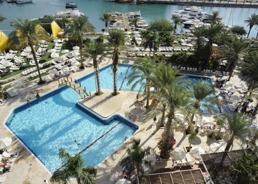 Роскошь и великолепие израильского курорта Герцлия