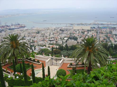 Хайфа: город современного Израиля