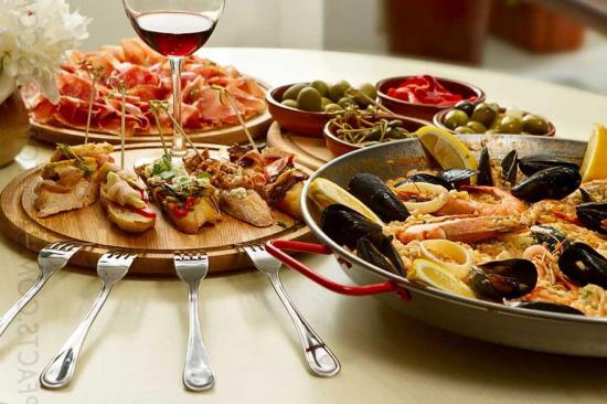Испания – самобытная кухня
