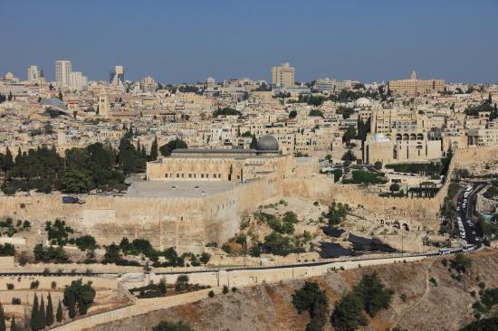 Святая земля - Иерусалим.