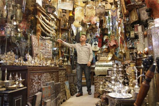 Сирия ждет туристов