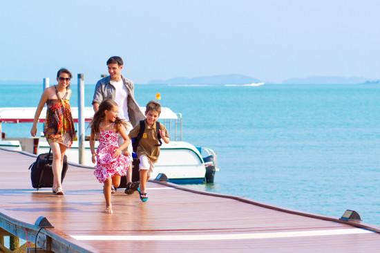 Как собрать ребенка в отпуск
