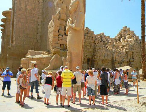Преимущества Египта для начинающего туриста.