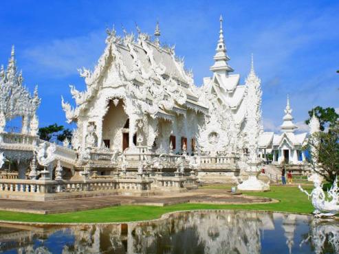 Туристические города Таиланда