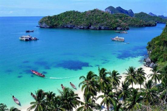 Незабываемый Тайланд