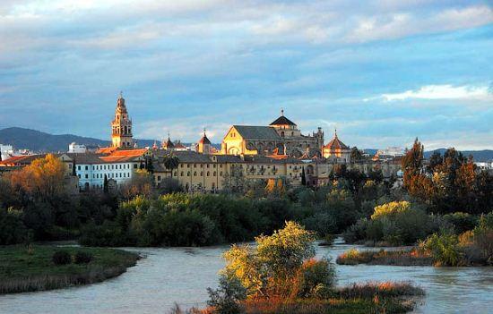 Кордова — город истории