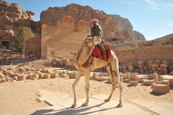 Петра – жемчужина Иордании